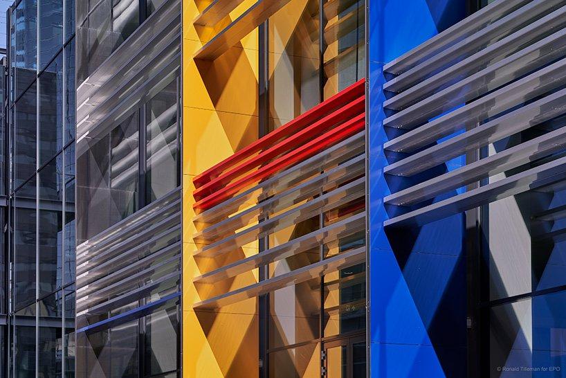 ateliers jean nouvel european patent office rijswijk netherlands designboom 06 - L'expérience de l'horizontalité vue par Jean Nouvel avec l'ouverture d'un nouveau bureau européen des brevets aux Pays-Bas