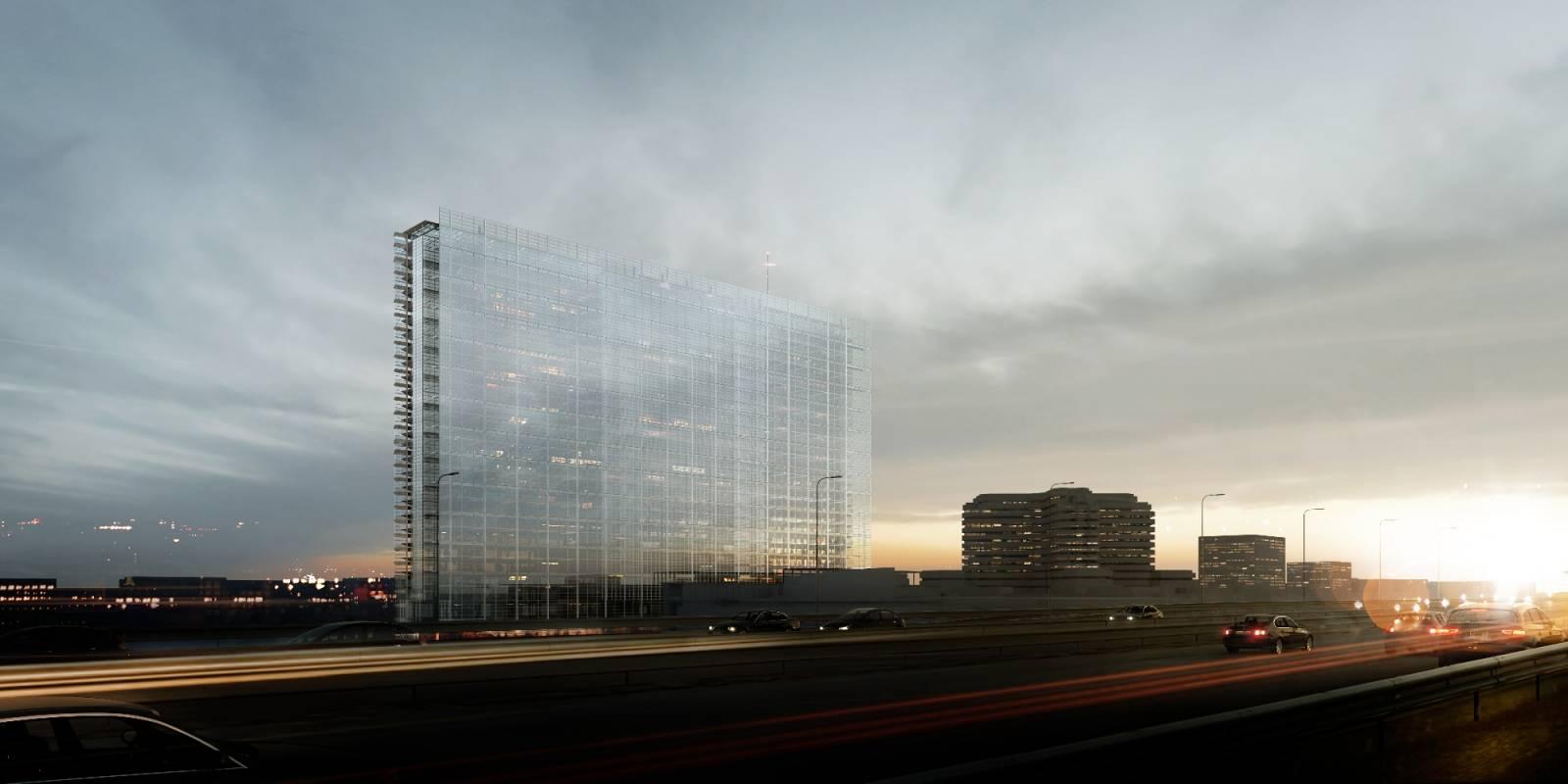 epo 2 int e1516213118916 - L'expérience de l'horizontalité vue par Jean Nouvel avec l'ouverture d'un nouveau bureau européen des brevets aux Pays-Bas