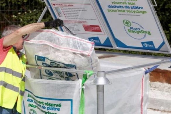"001910504 620x393 c 585x390 - Placo Recycling dévoile le ""Big Bag"""