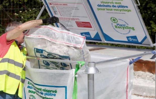 """001910504 620x393 c - Placo Recycling dévoile le """"Big Bag"""""""