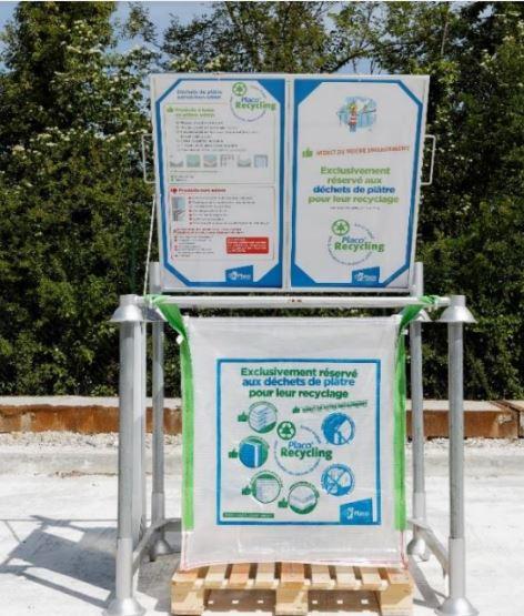 """BIG BAG - Placo Recycling dévoile le """"Big Bag"""""""