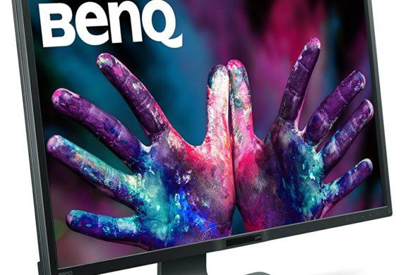 BenQ PD3200U 4 585x390 - BenQ : Ecrans professionnels pour les designers