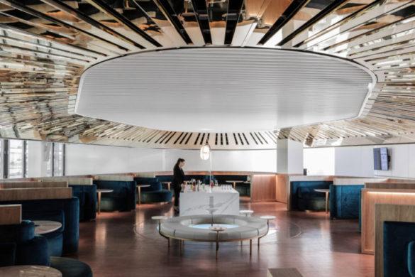 Lehanneur Le Balcon 04 810x485 585x390 - Le Balcon : un espace lounge prêt à s'envoler signé Mathieu Lehanneur