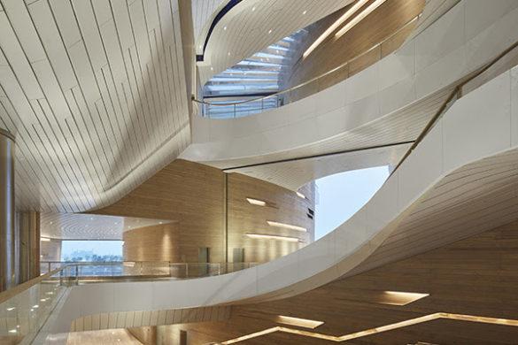 unnamed 585x390 - UNStudio Asia dévoile son plus récent projet achevé en Chine: le Keppel Cove Marina & le Clubhouse à Zhongshan