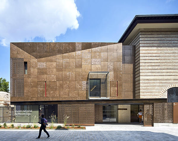 accueil 1 - Conférence de l'architecte Bernard Desmoulin autour du Musée de Cluny