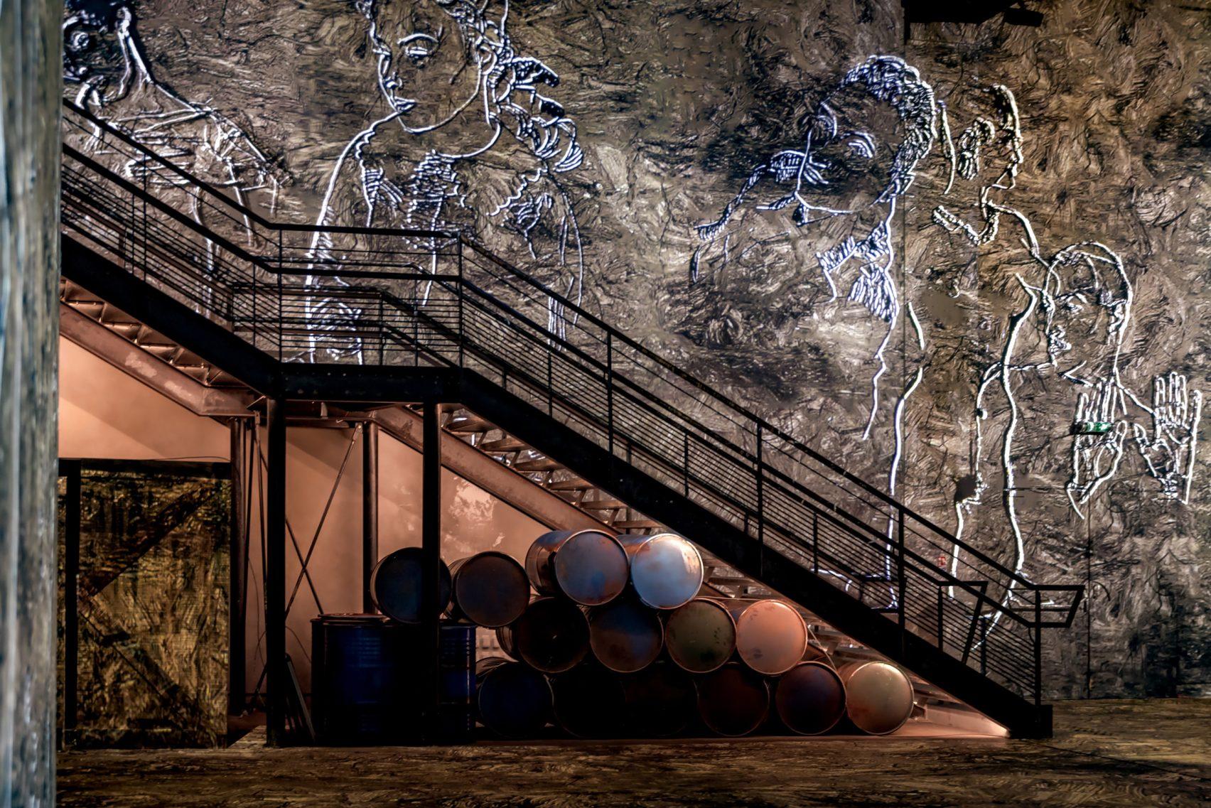 paris atelier lights digital fine art museum design dezeen 2364 col 14 1704x1137 - L'Atelier des Lumières: une révolution scénographique 2.0 ?
