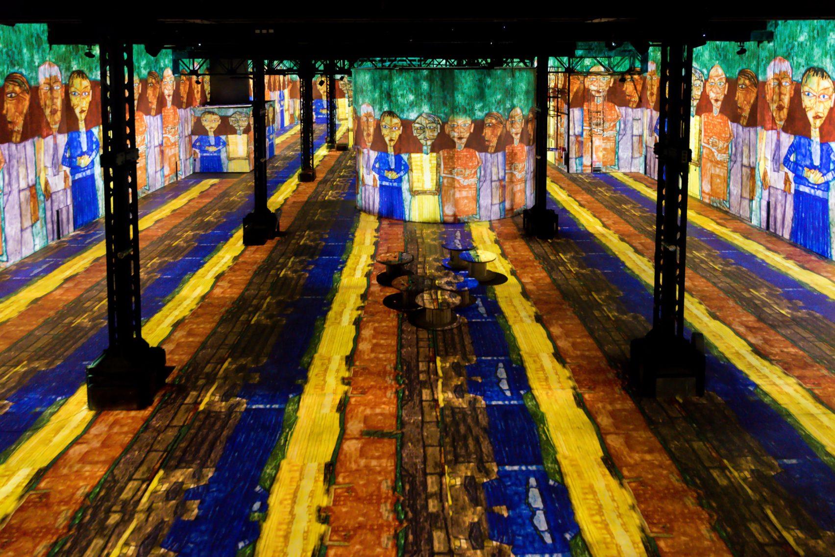 paris atelier lights digital fine art museum design dezeen 2364 col 5 1704x1137 - L'Atelier des Lumières: une révolution scénographique 2.0 ?