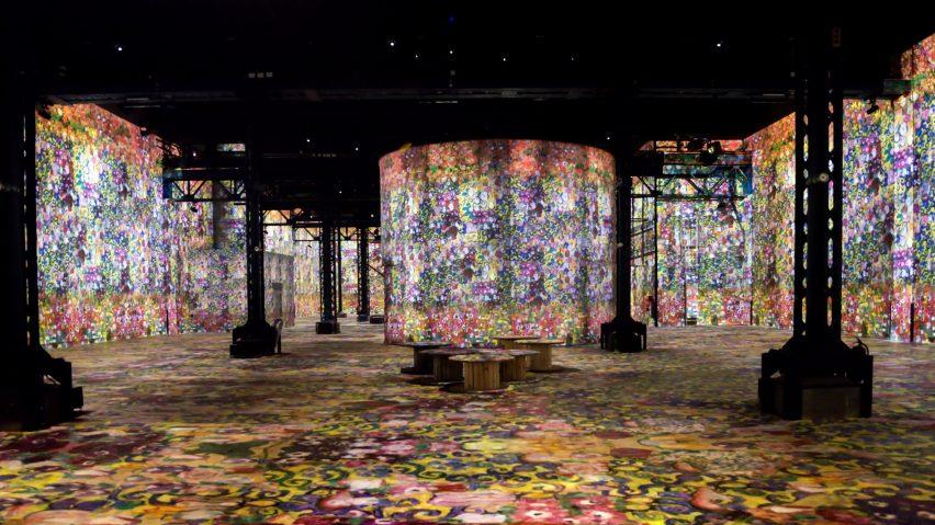 paris atelier lights digital fine art museum design dezeen hero 852x479 - L'Atelier des Lumières: une révolution scénographique 2.0 ?