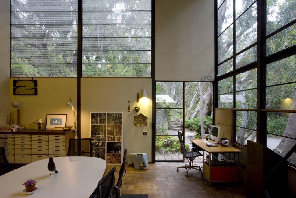 Eames house usa case study - Eames House, la maison américaine au lendemain de la guerre