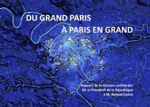 Paris en grand couverture  300x214 - « Du Grand Paris, à Paris en grand »