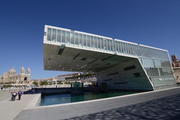 1. Villa Méditerranée © Franck Pennant Photo Région 585x390 - Le festival de résidences ¡ Viva Villa ! à la croisée de toutes les frontières